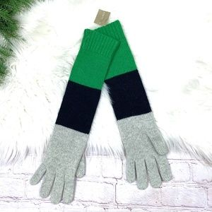 NWT🤩|•J. CREW•| Pretty, Soft, Long Gloves